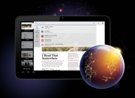 mozilla firefox for android tab