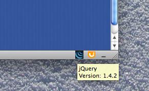 Library Detector Screenshot