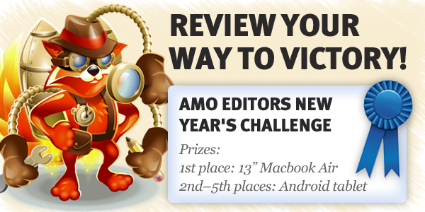 AMO Editor contest image