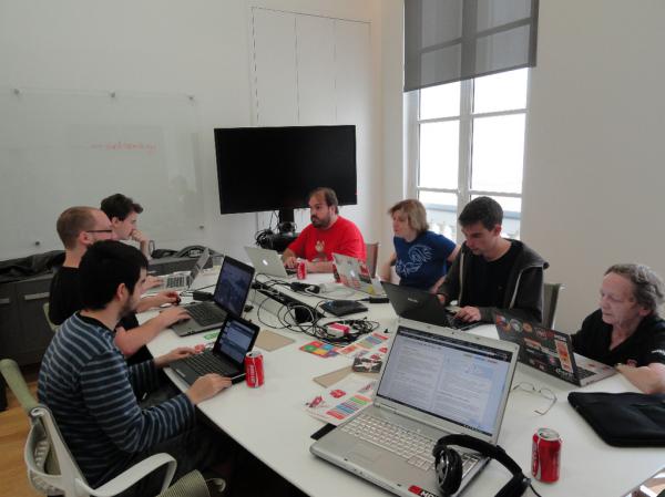 Mozilla Francophone/MDN sprint, June 2013