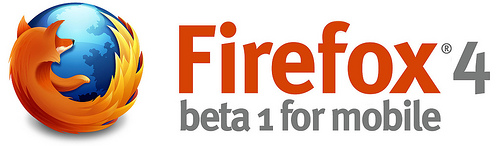 Firefox 4 Beta now available for Mobile