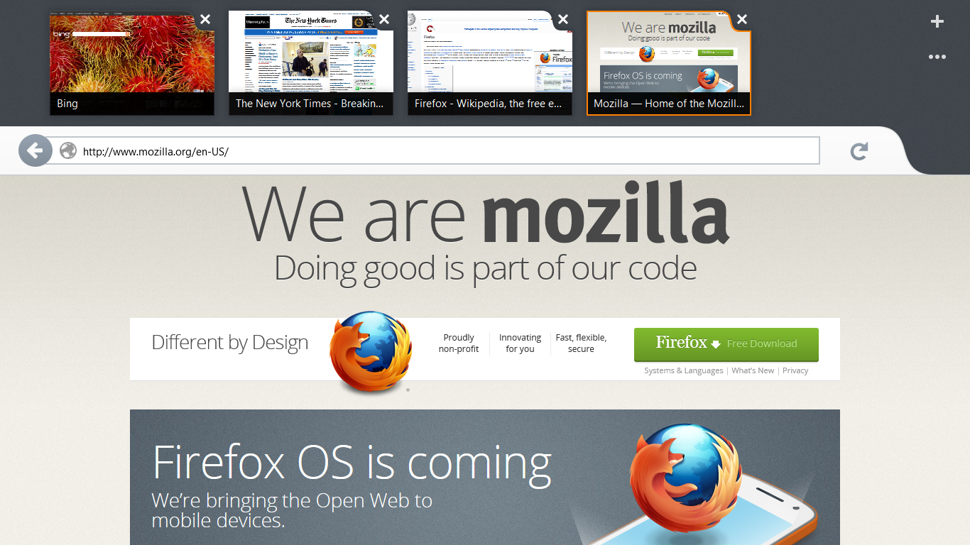 blog.mozilla.org