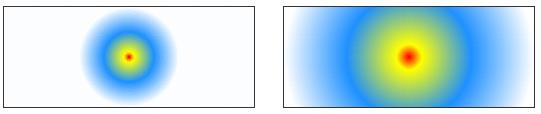 Firefox下的CSS径向渐变之大小