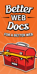 Better Web docs for a better web