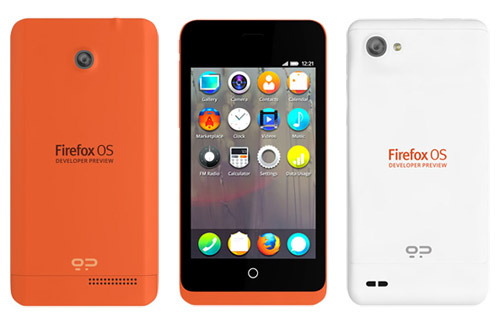 Announcing the Firefox OS Developer Preview Phone ...