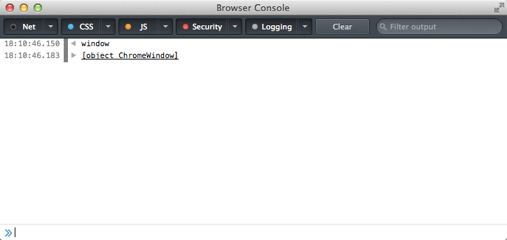 03-Browser Console