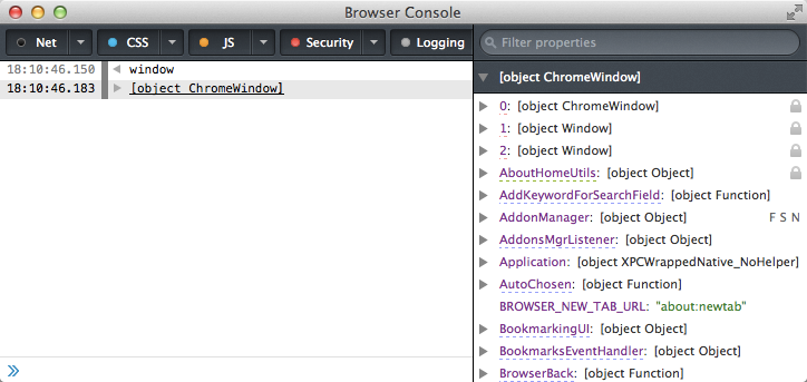 04-Browser Console