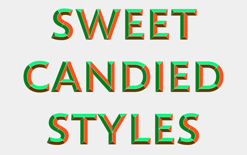 Sample of a colorfont