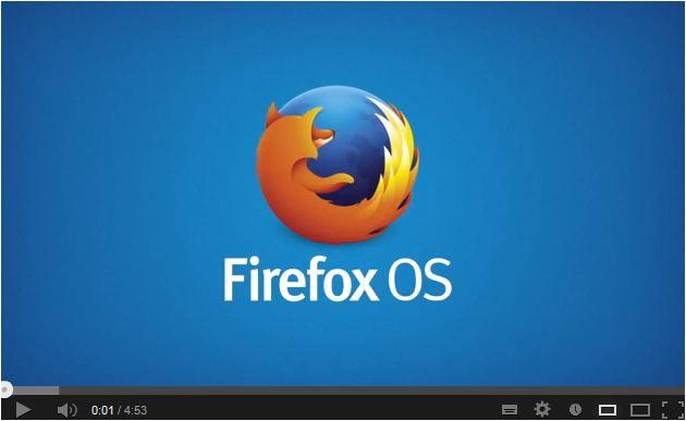 Firefox OS Demo