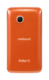 ALCATEL ONE TOUCH Fire - Vista posterior