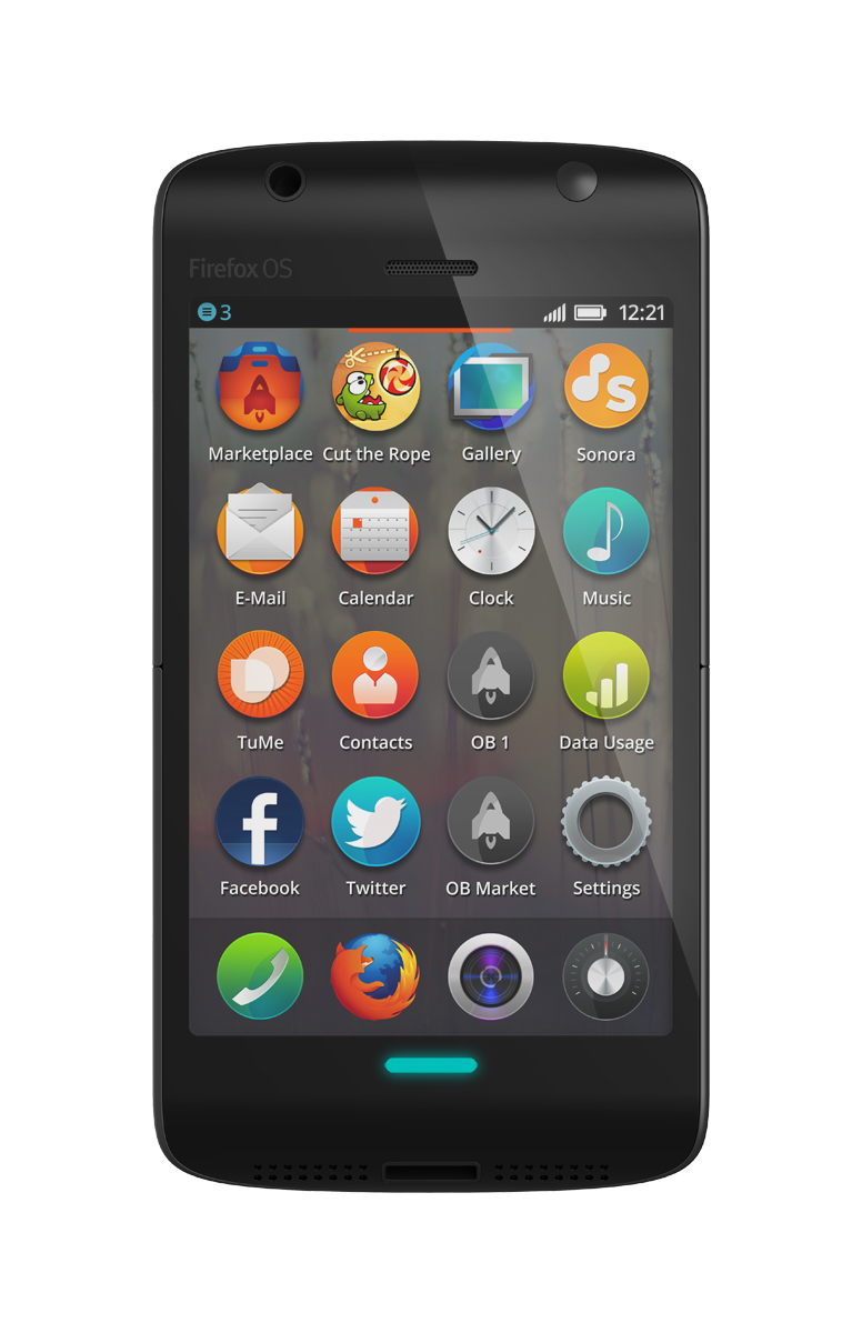 Firefox OS Screen Shot