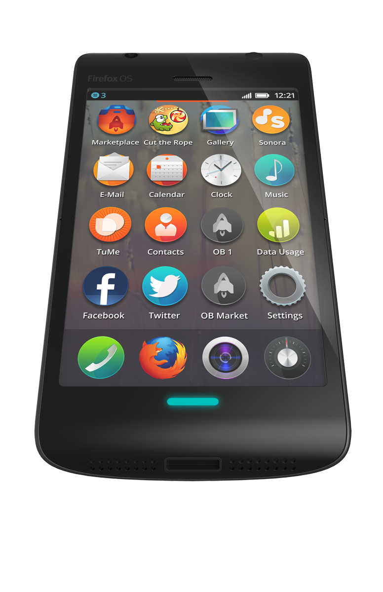 Firefox OS Screen Shot2