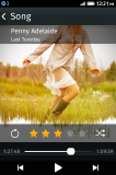 Firefox OS Music Player
