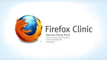 Firefox Clinic Paris