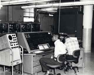 UNIVAC I: The first electronic computer designed for civilian use was commissioned by the United States Census Bureau.