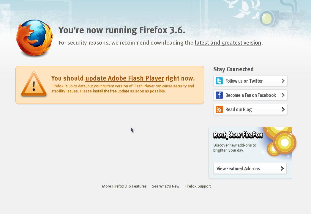 adobe flash player 10.0 45.2 download