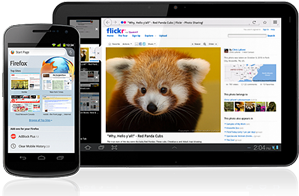Firefox for Mobile & Tablets