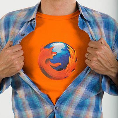 Superhero Firefox