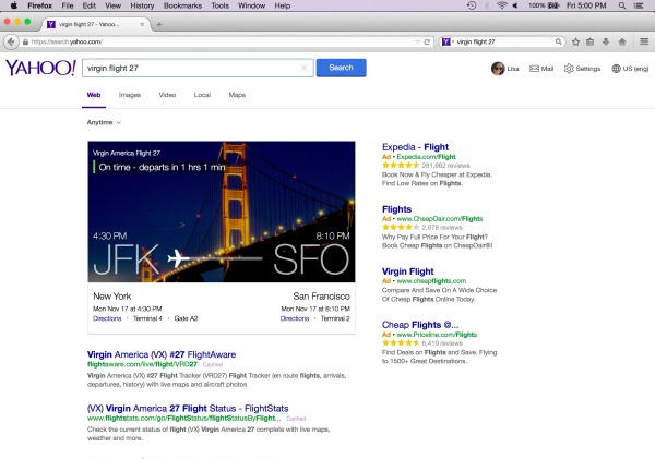 yahoo-flight-search