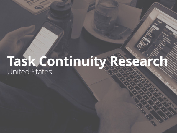 Task Continuity Research