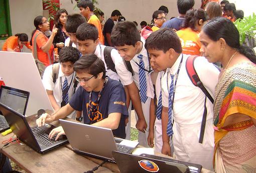 Mozilla Webmaker Hive India