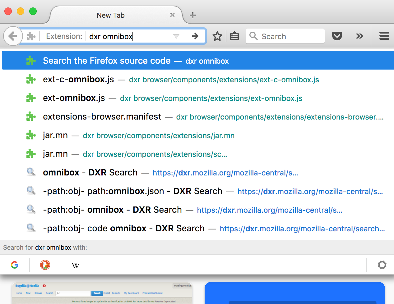 Planet Mozilla Projects