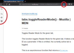 Extensions in Firefox 58   Mozilla Add-ons Blog