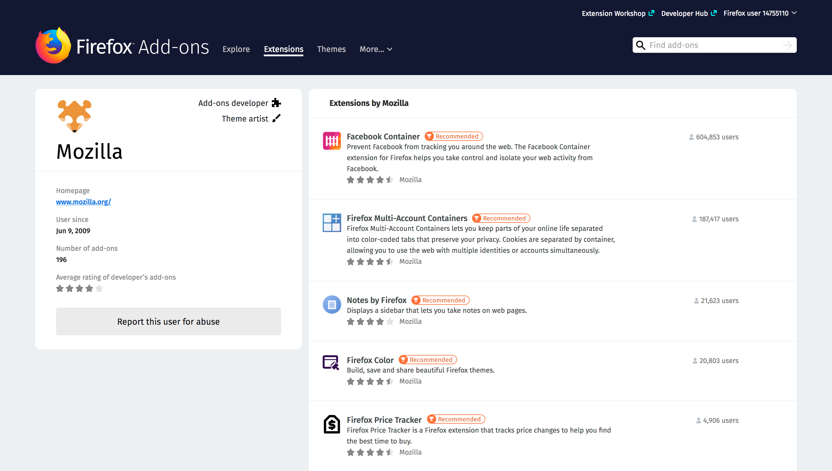 Recommended Extensions program — coming soon | Mozilla Add-ons Blog