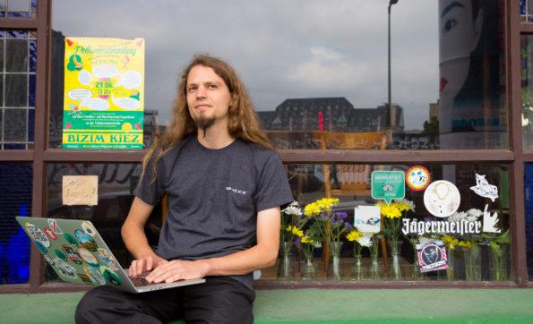 Franziskus Kiefer Senior Encryption Engineer Mozilla Berlin