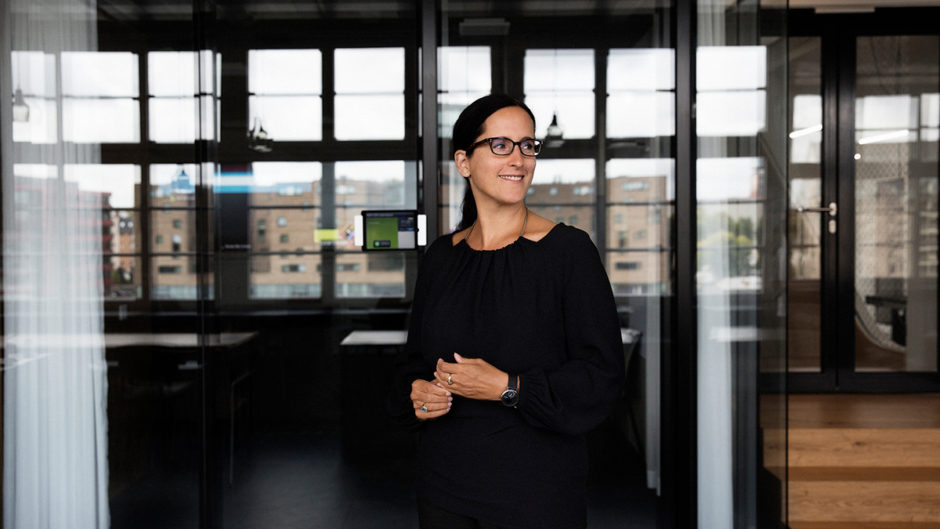 Interview Mozilla Chief Innovation Officer Katharina Borchert für Mozilla Berlin