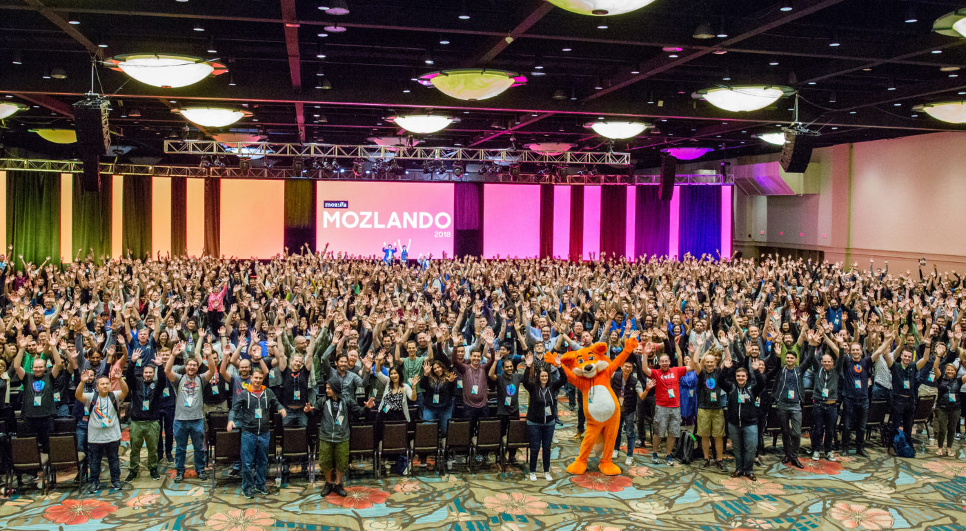 Diversity and Inclusion at Mozilla: 2018 Results – Life@Mozilla