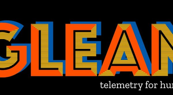 The Glean logo