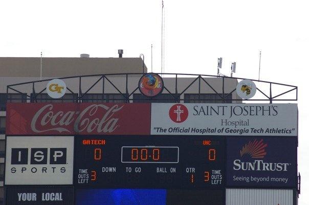 Iowa State University Stadium