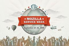 small mozilla service week