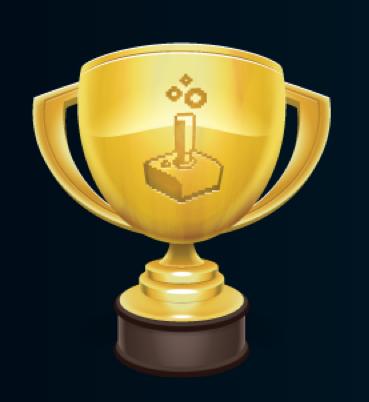 GameOn trophy