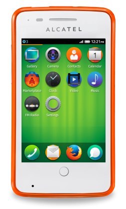 Alcatel ONETOUCH Fire with Firefox OS launches in Mexico with América Móvil