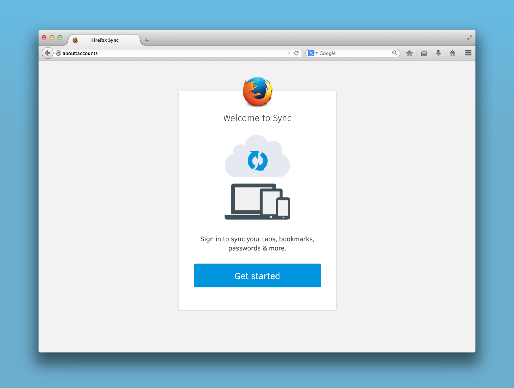Test the New Firefox Sync and Customize the New UI in