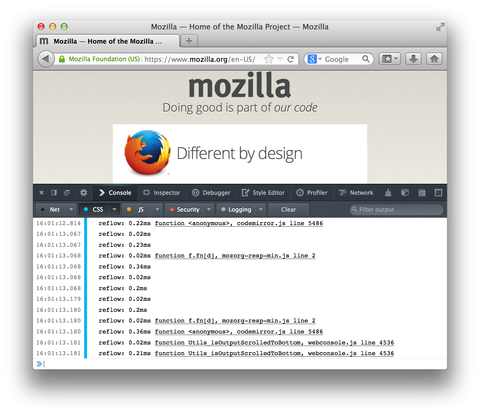 Firefox Developer Tools: Episode 27 - Edit as HTML