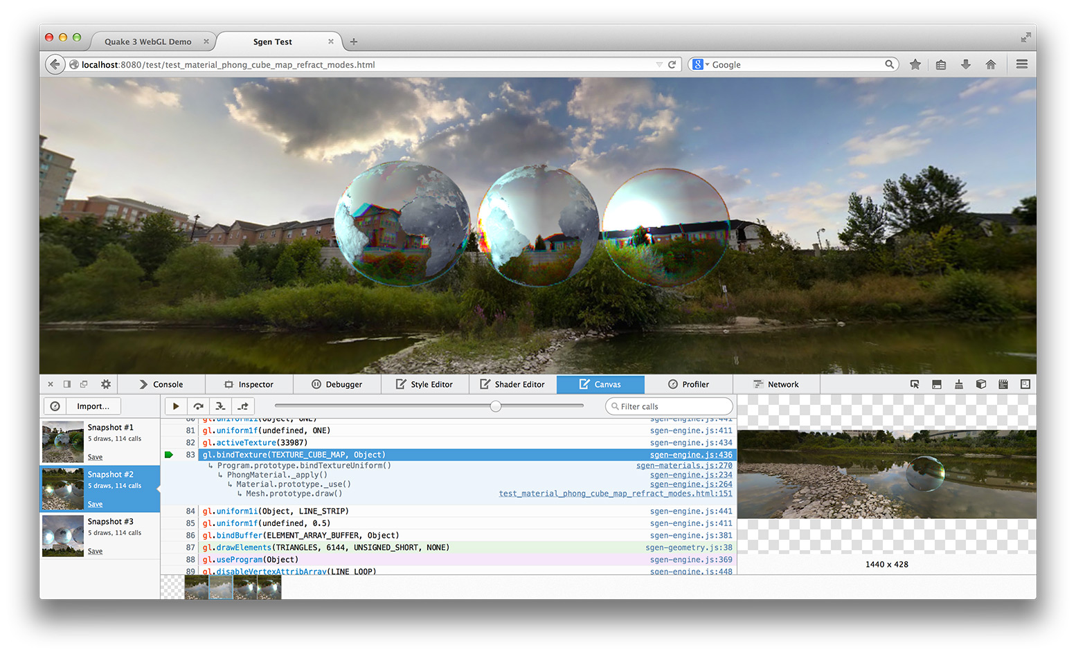 Introducing the Canvas Debugger in Firefox Developer Tools