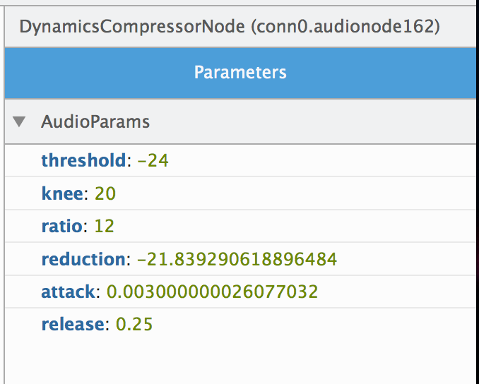 Introducing the Web Audio Editor in Firefox Developer Tools