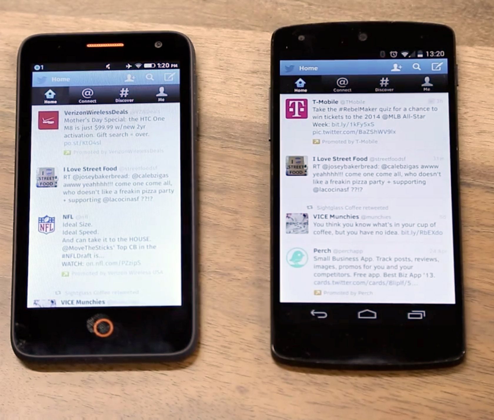 Firefox OS Apps run on Android - Mozilla Hacks - the Web developer blog