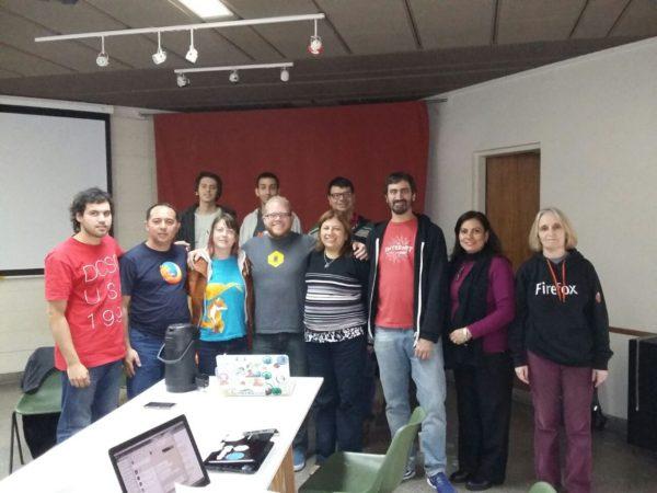 The Buenos Aires Hackathon Participants