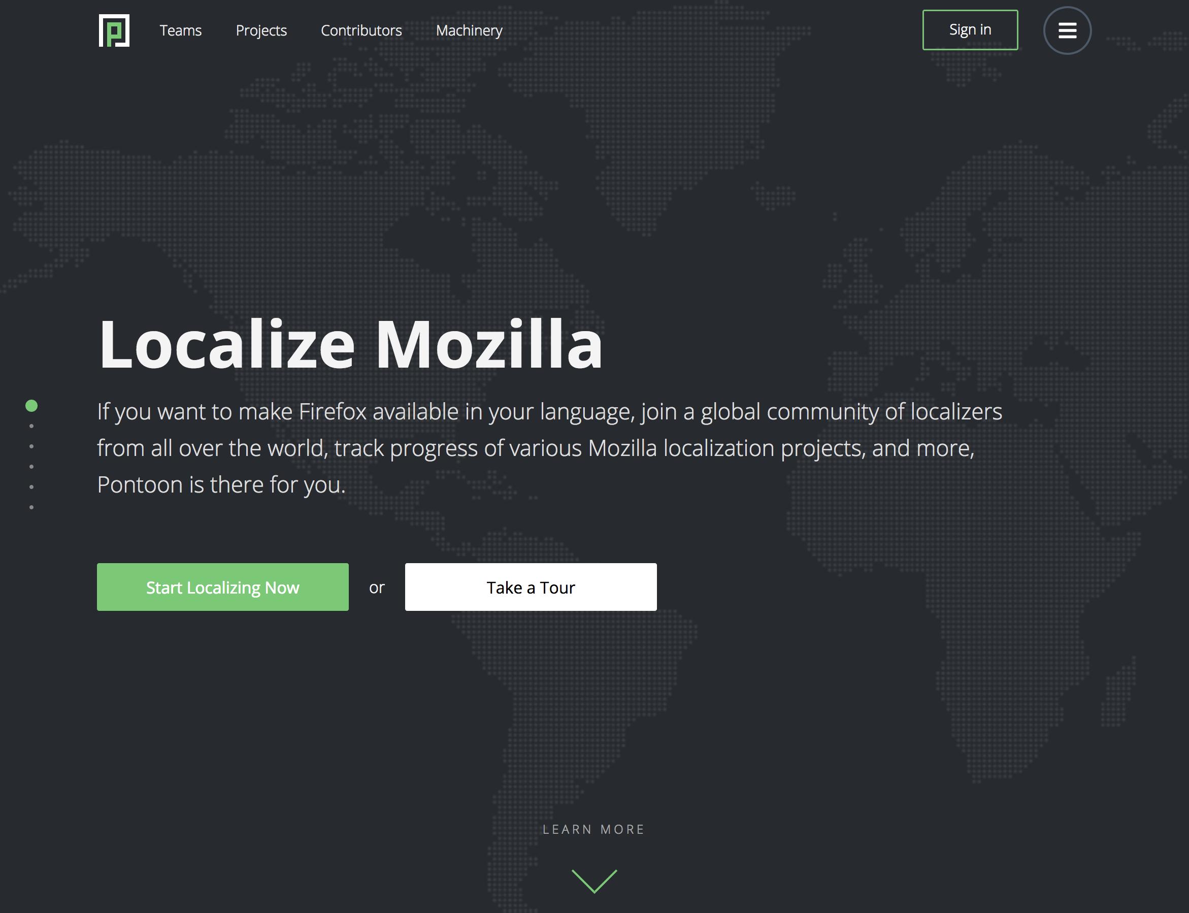 Planet Mozilla L10n