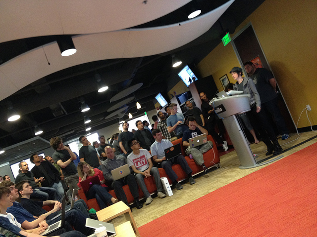 Pitching to Mozilla in Ten Forward (Entropy Wave)