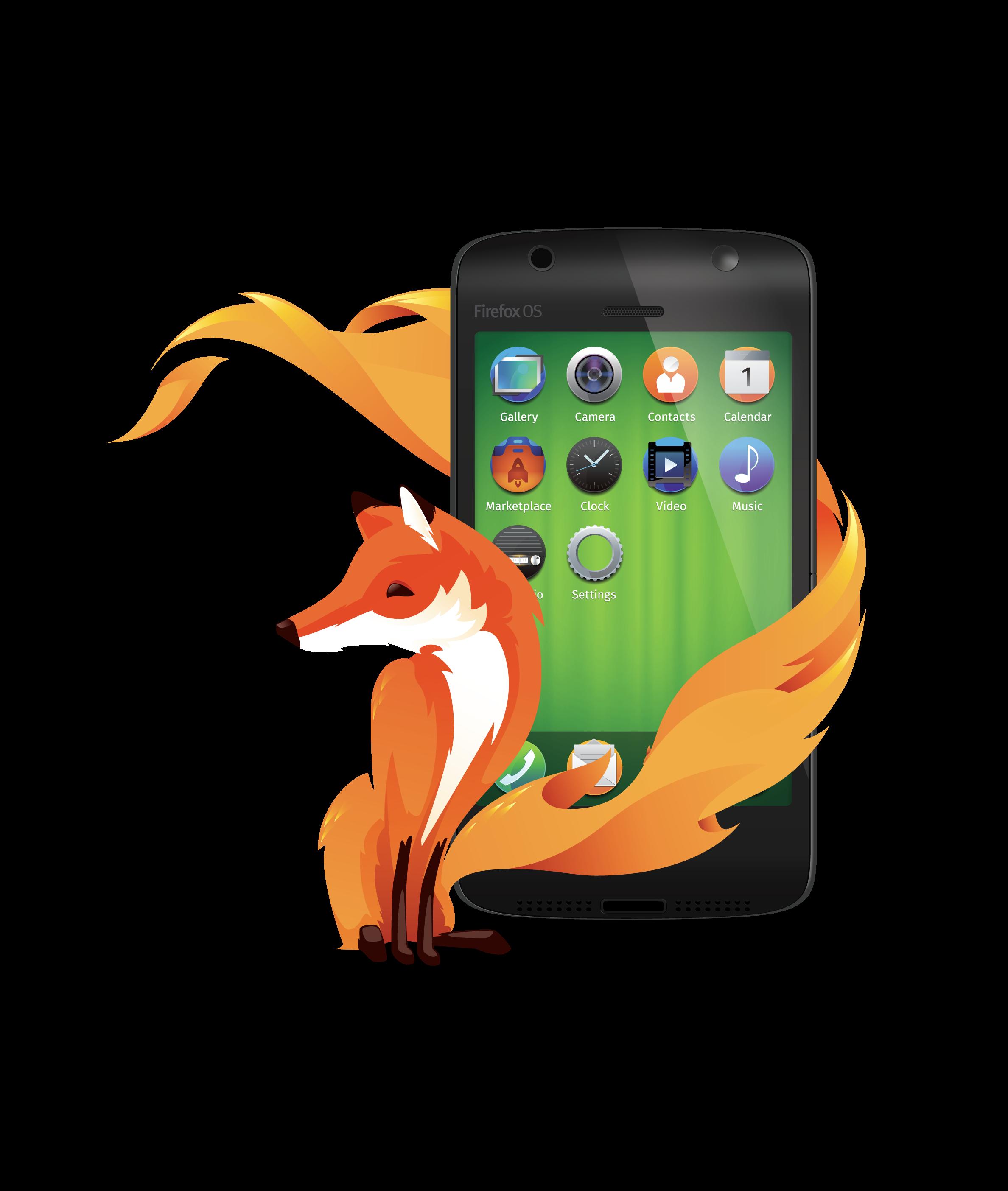 Firefox OS: Beyond webapps