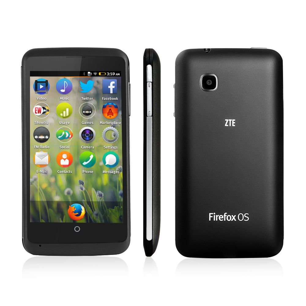ZTE Starts Sales of Open C Firefox OS Phone on eBay ...