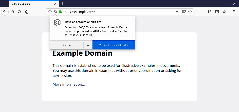Firefox вече ще предупреждава за опасни сайтове с изтичане на данни 1