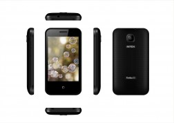 Intex Cloud FX Black