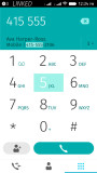Dialer DialPad screenshot