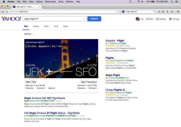 yahoo-flight-search